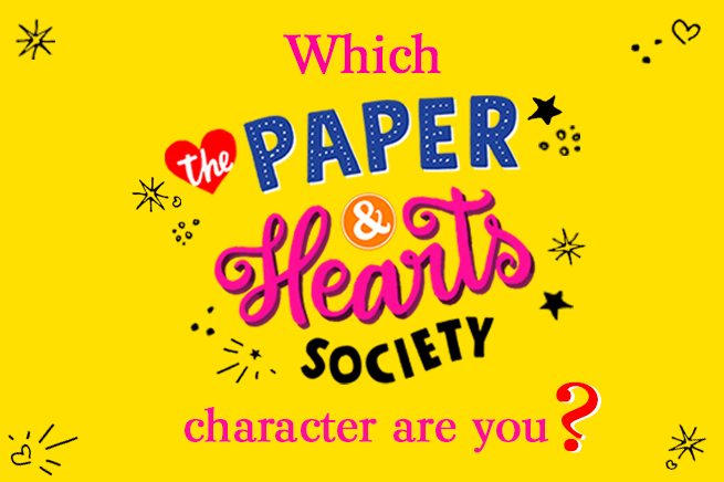 Quiz: Which Paper & Hearts Society Character Are You?